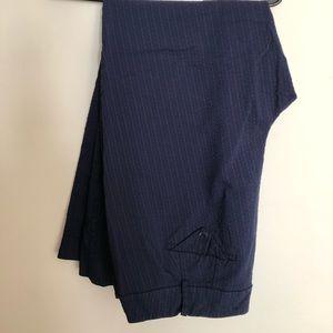 Navy Lane Bryant trousers. Size 20.